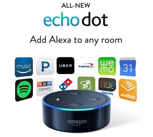 Echo Dot Only $29.99 Each **LOWEST PRICE EVER**