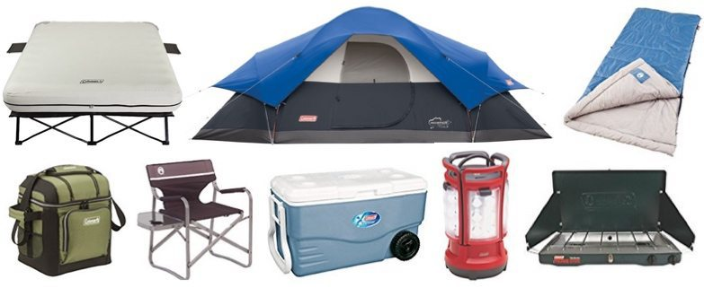 Up to 63% Off Coleman Family Camping Favorites **Today Only**
