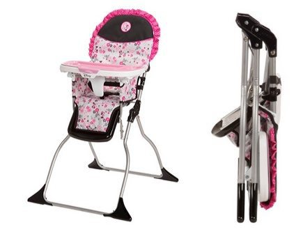 Disney Simple Fold Plus High Chair Only $30.99