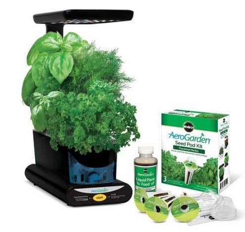 Miracle-Gro AeroGarden Sprout LED with Gourmet Herb Seed Pod Kit $46.99 (Was $99.95) **Today Only**