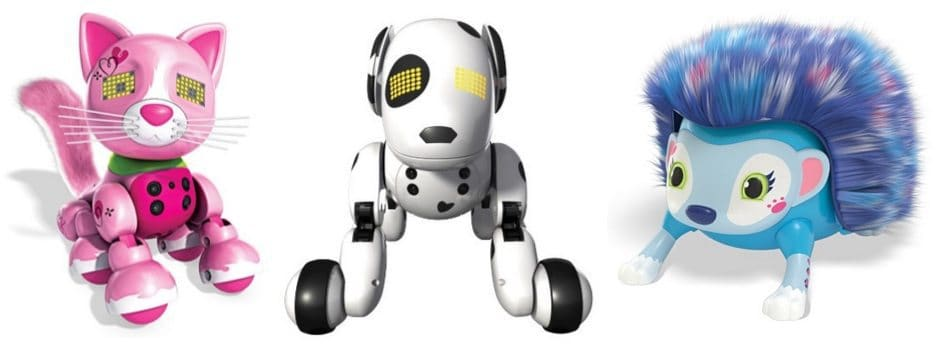 Up to 50% Off Zoomer Electronic Pets