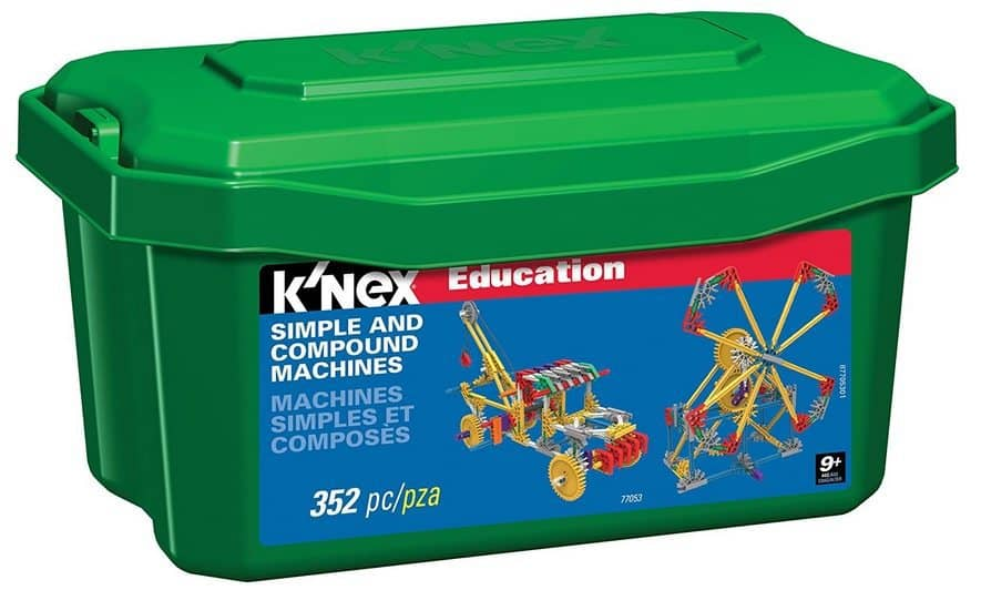 K'NEX Education Simple and Compound Machines Set Only $25.39 (Was $60)