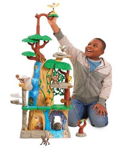 Just Play Lion Guard Training Lair Playset $31.99 (Was $60)