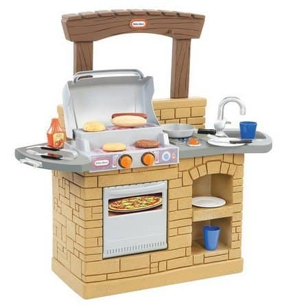 Little Tikes Cook 'n Play Outdoor BBQ $39.19 (Was $70)
