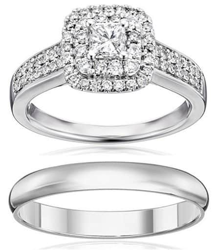 Up to 40% Off Engagement Rings and Wedding Bands **Today Only**