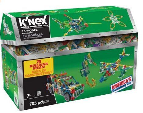 K'NEX 705 Piece Building Set $23.99