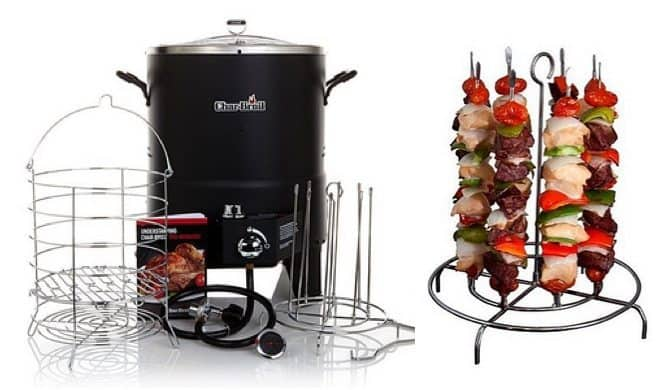Char-Broil The Big Easy TRU-Infrared Oil-Less Turkey Fryer Bundle $74.99 **Today Only**