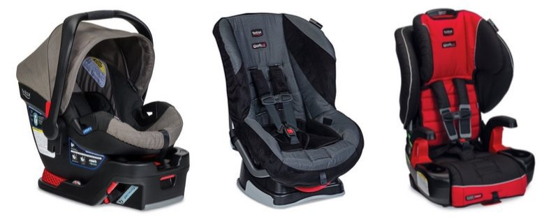 Up to 36% Off Britax Car Seats **Today Only**