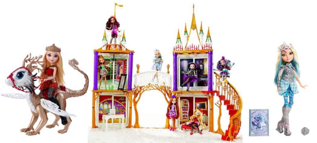 Up to 63% Off Ever After High Toys **Today Only**