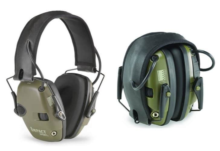 Honeywell Impact Sport Sound Earmuff $26.99 **Today Only**