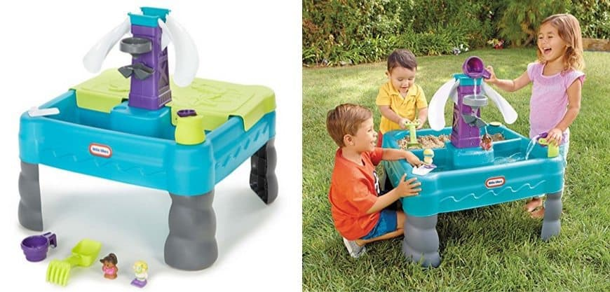 Little Tikes Sandy Lagoon Waterpark Play Table $23.33 (Was $50)