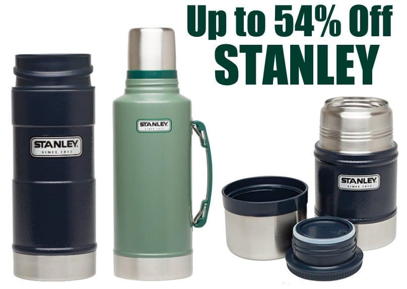 Up to 54% Off Stanley Products **Today Only**
