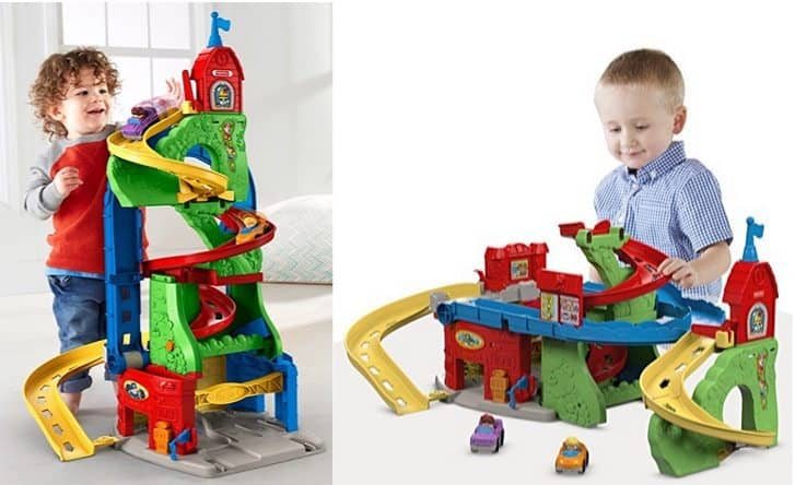 Fisher-Price Little People Sit 'n Stand Skyway $25