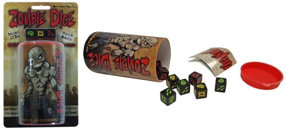 Zombie Dice Only $4.01 (Was $14)