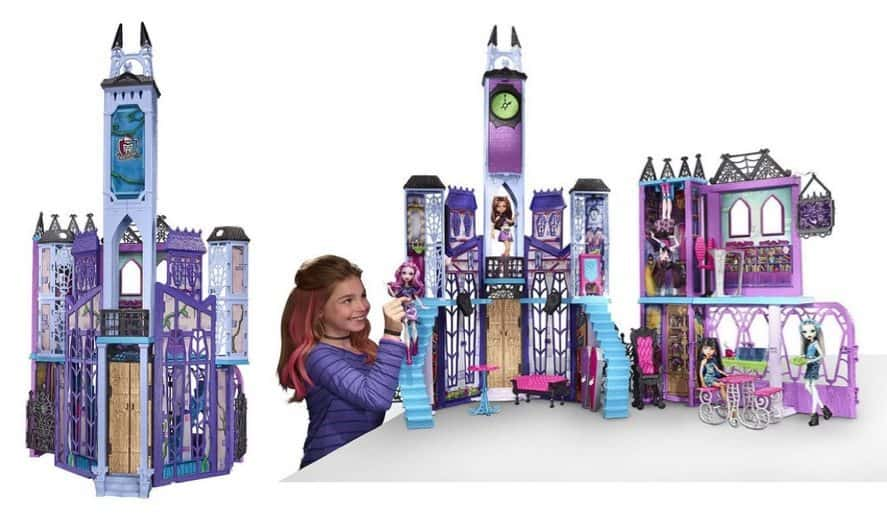 Monster High Iconic School Playset $69.13 (Was $130)