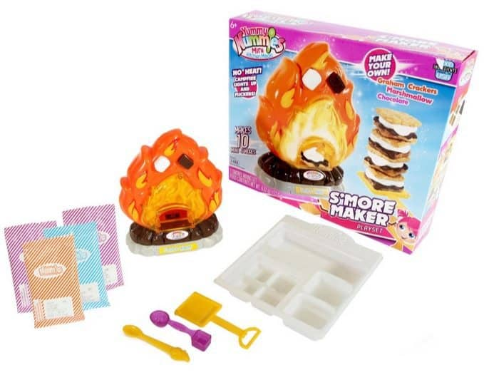 Yummy Nummy Mini Kitchen Playset S'mores Maker $11.19 (Was $23)