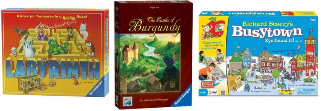 Up to 64% Off Ravensburger and Wonder Forge Games **Today Only**