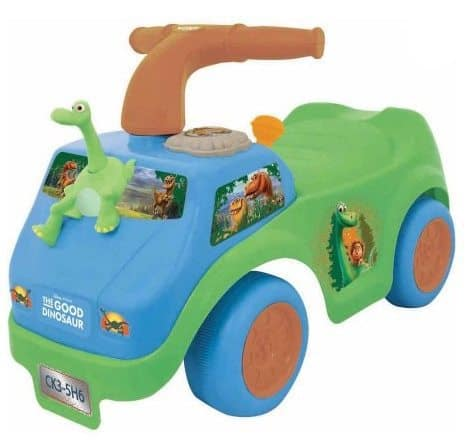 Kiddieland Disney The Good Dinosaur Arlo and Spot Activity Ride-On $17.80