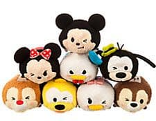 Disney Store: Free Shipping on ANY Order + Up to 30% Off = Tsum Tsum Mini Plush $1.95 Shipped
