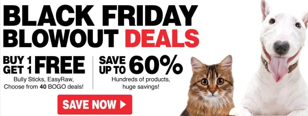 Only Natural Pet Black Friday Sale Ends Tonight - TONS of BOGO Deals **Stock Up Time**