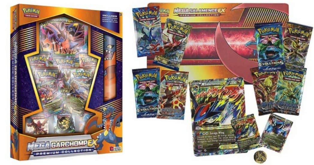 Target: Pokémon Mega Evolution Trading Card Collectible Sets $34.99 Shipped *HOT*
