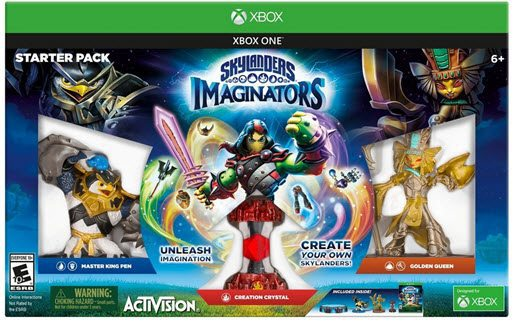 HURRY! Skylanders Imaginators for ALL Platforms for only $39 (Was $74.96) **HOT**