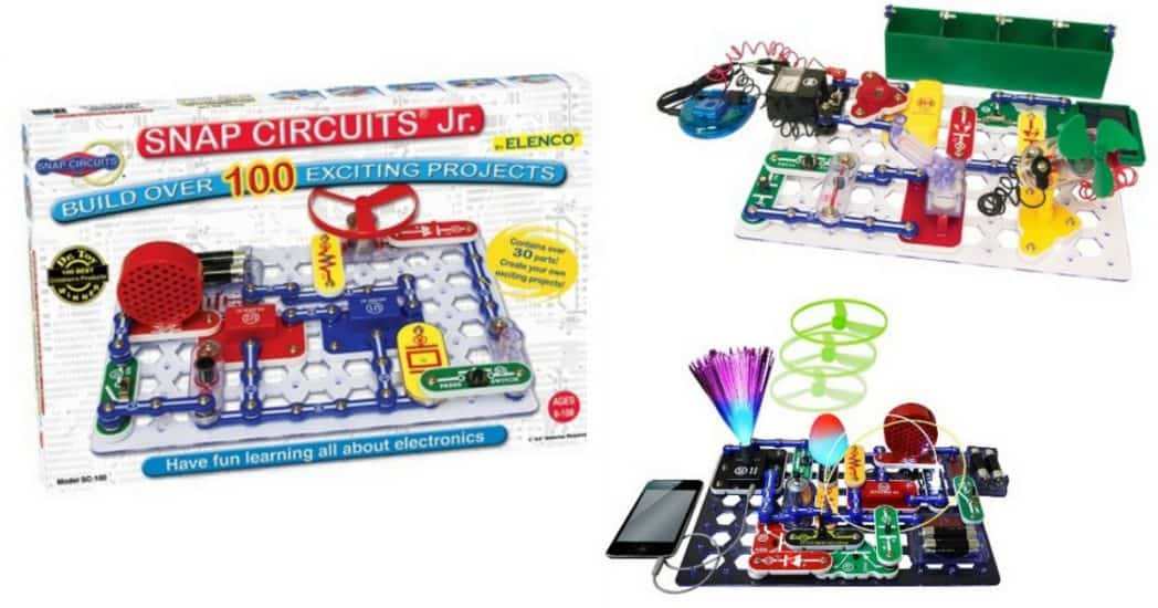 Target: 30% Off Toys = Free Shipping on ANY Order = Sweet Deals on Snap Circuits