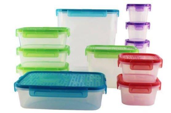 Snapware Airtight 24-Piece Food Storage Set $9.99 (Was $30)