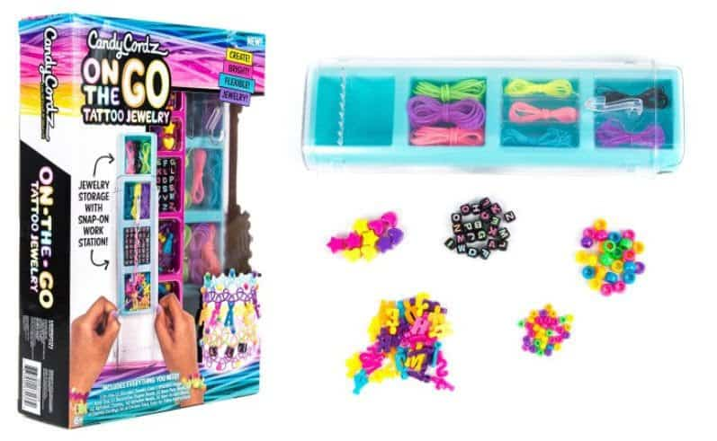 Candy Cordz On-the-Go Tattoo Jewelry Set $5.00 (Was $15)