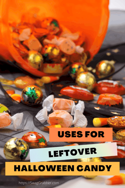 Creative Uses for Leftover Halloween Candy