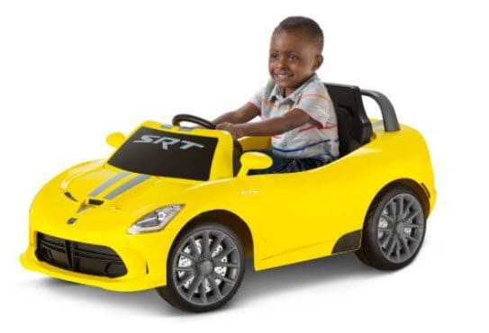 6V Dodge Viper Ride-On $79 Shipped (Was $199) **HOT**