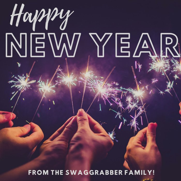 Happy New Year - Stay Safe!