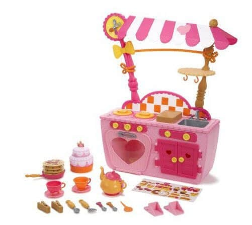 Lalaloopsy Magic Play Kitchen and Café Only $15.11