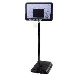 "Lifetime 44"" Pro Court Height-Adjustable Portable Basketball Hoop $74.99"