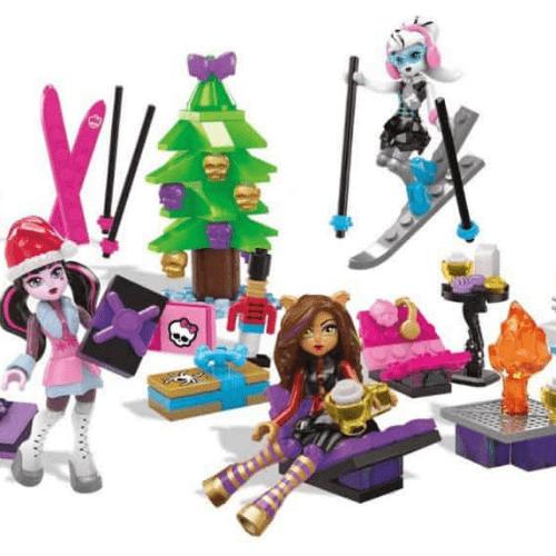 Mega Bloks Monster High Advent Calendar .95 (Was )