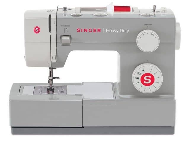 Singer Heavy Duty Extra-High Speed Sewing Machine $85.49 **Today Only**