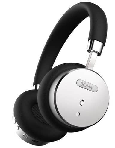 BÖHM Bluetooth Wireless Noise Cancelling Headphones w/Inline Mic $63.49 (Was $160)