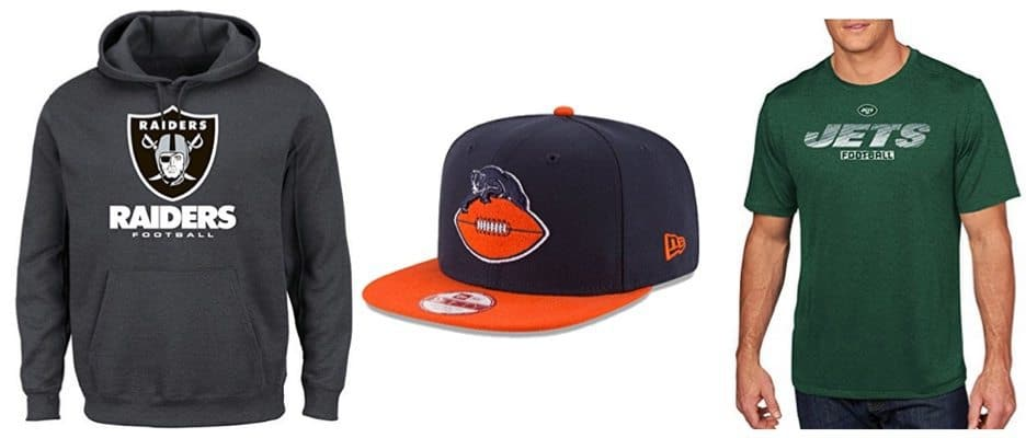 Up to 50% Off NFL Headwear & Apparel ~ $14 Hats and Shirts **Today Only**