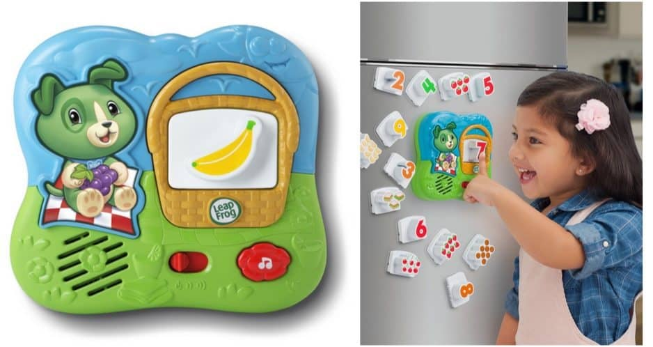 LeapFrog Fridge Numbers Magnetic Set $8.44 <br>(Was $20)