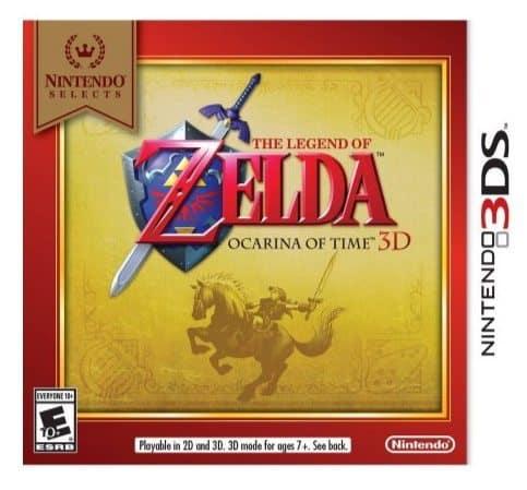Legend of Zelda Ocarina 3 Nintendo 3DS $15