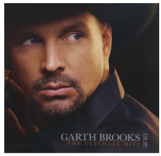 Garth Brooks Ultimate Hits CD $3.99