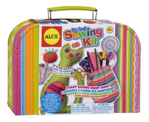 ALEX Toys Craft My First Sewing Kit $10.58 (Was $35)