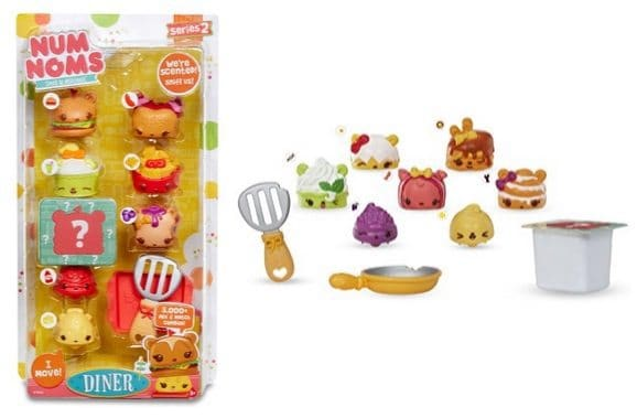 Num Noms Series 2 Scented 8-Packs Only $3.29 <br>(Was $20)