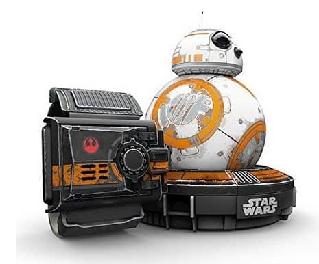 Sphero Star Wars BB-8 App Controlled Robot with Star Wars Force Band $139.99 (Was $200)