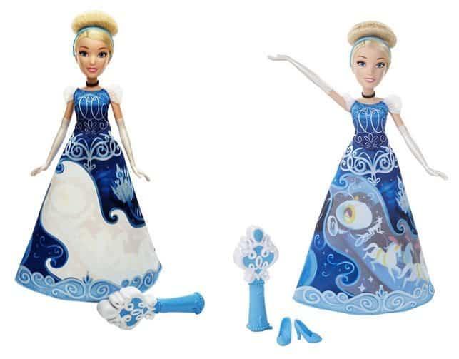 Disney Princess Cinderella's Magical Story Skirt $7.59 & More Great Disney Princess Deals