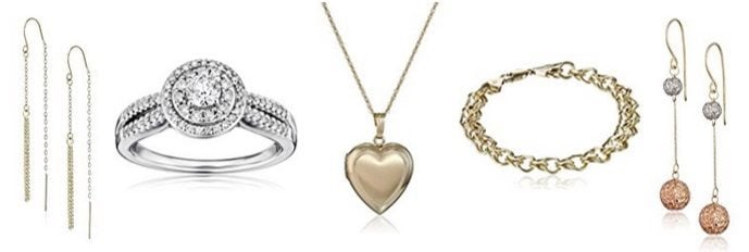 60% or More Off Fine Jewelry **Today Only**