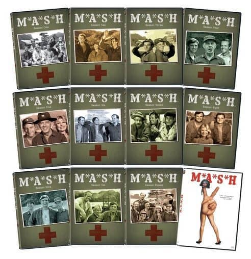 M*A*S*H: The Complete Series + Movie $59.99 <br>(Was $176) **Today Only**
