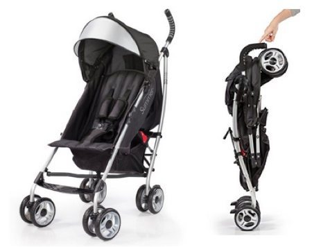Summer Infant 3Dlite Convenience Stroller $58.49 (Was $100) **Today Only**