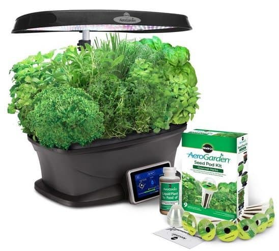 Miracle-Gro AeroGarden Bounty with Gourmet Herb Seed Pod Kit $159.95 (Was $420) **Today Only**