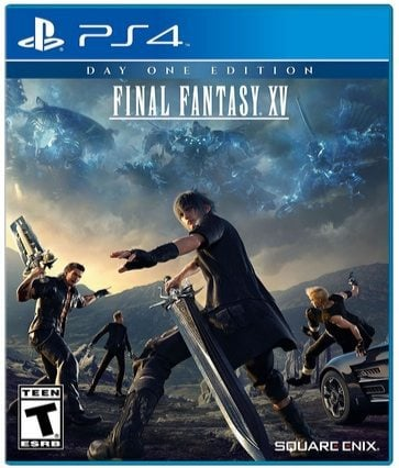 Final Fantasy XV for PS4 and XBox One $34.99 (Was $60) *HOT*